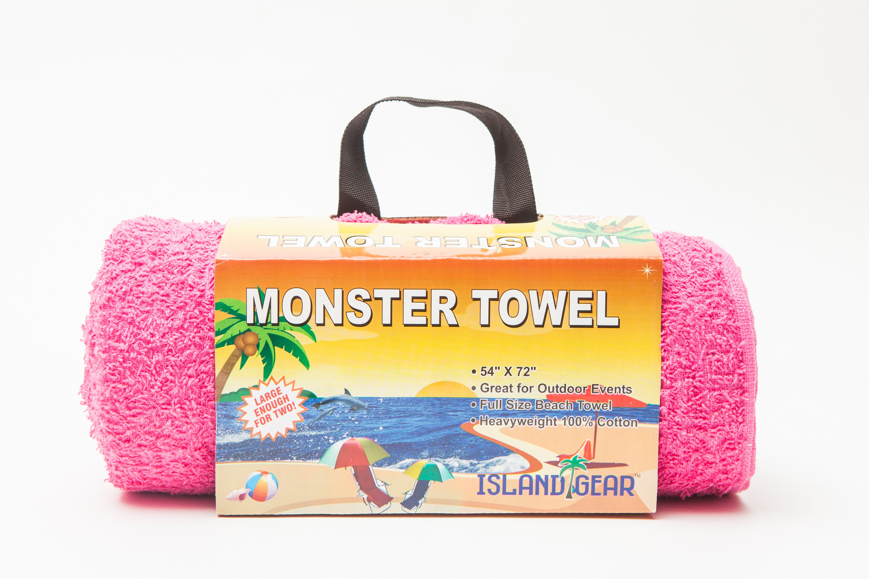 Terry Monster Towel (54x72 21 Lbs)