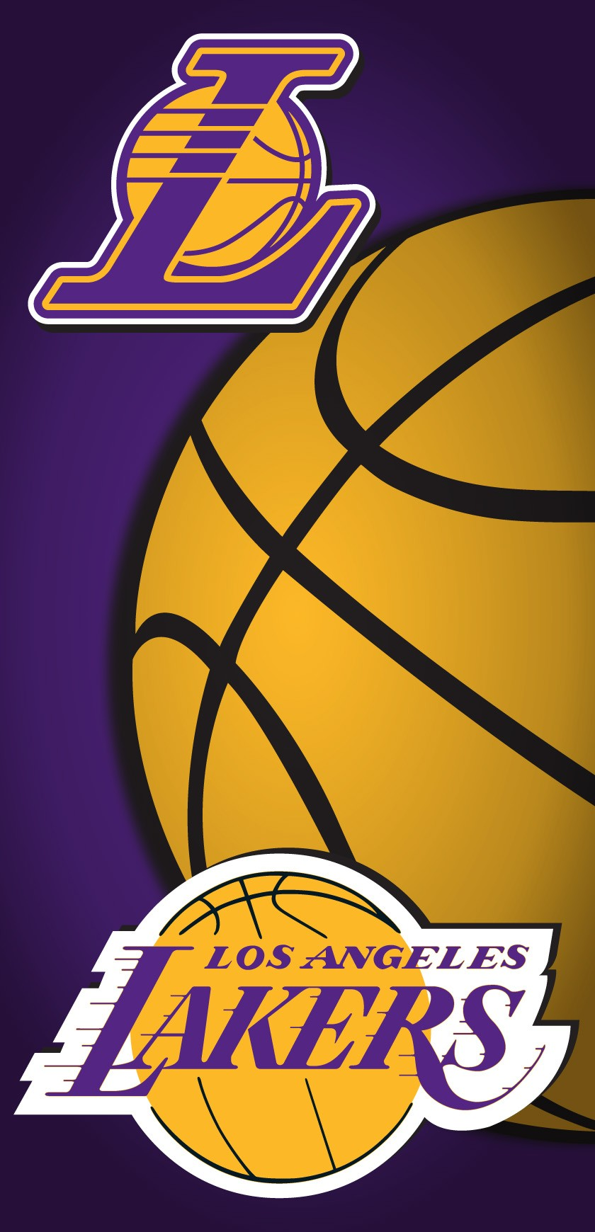 Los Angeles Lakers Ball