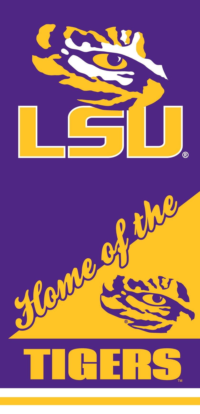 LSU Tigers Home