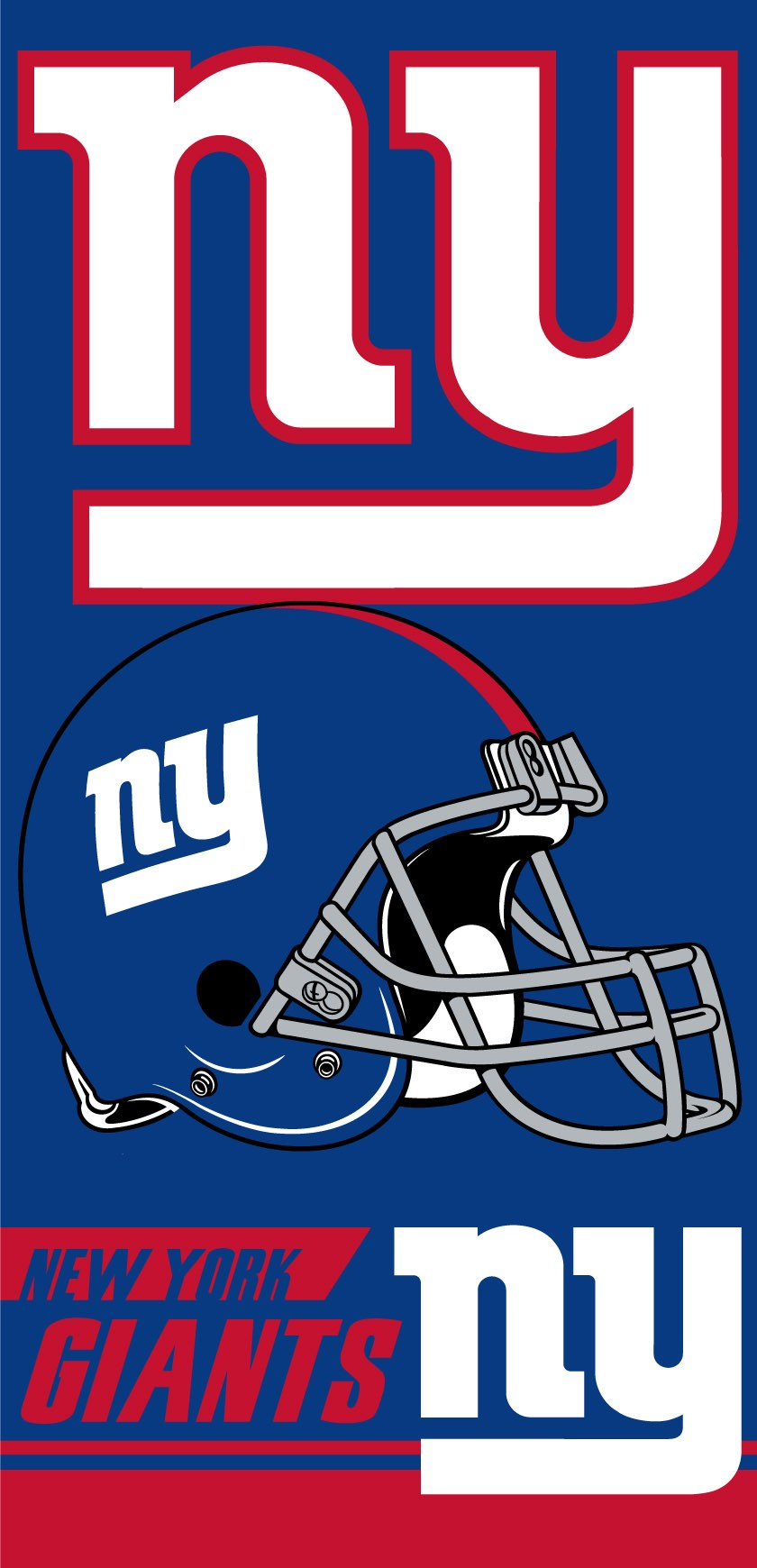 New York Giants Double Covered