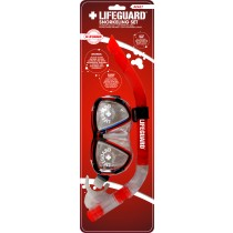 Adult Lifeguard Scuba Set