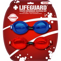 Youth Lifeguard Sport Pack Swim Goggles