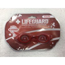 Youth Lifeguard Single Goggle