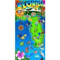 HOT Florida Map
