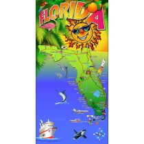 Florida Sunshine Map