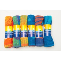 Jacquard Beach Towels (27x54 7.5 Lbs)