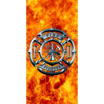 Fire Fighter Shield