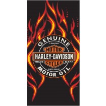Harley Davidson Fire Oil