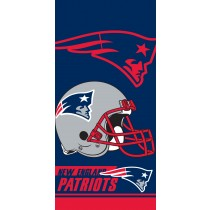 New England Patriots Double Covered