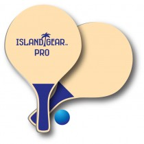 Island Gear Pro Paddle Ball Set