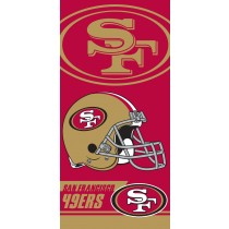 San Francisco 49ers Double Covered