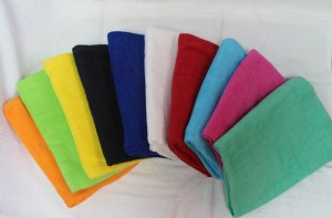 Velour Solid Towels (30x60 10 Lbs)