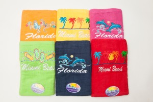 Velour Embroidery Towel (30x60 10 Lbs)