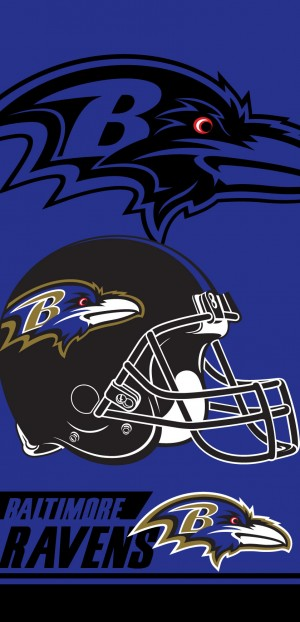 Baltimore Ravens Double Covered