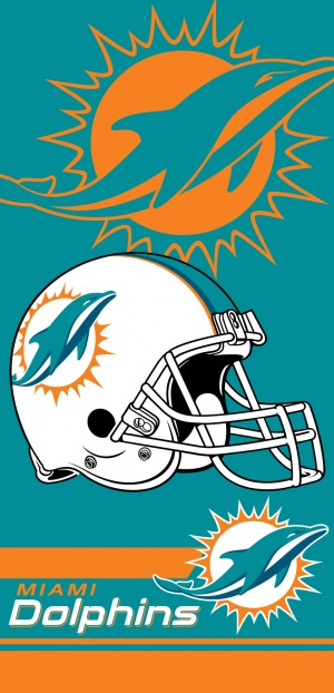 Miami Dolphins Double Covered