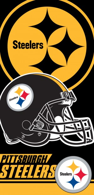 Pittsburgh Steelers Double Covered