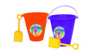 Pail & Shovel 24 Per Case