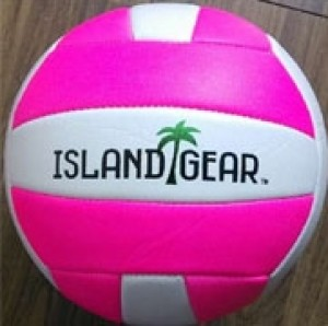Neon Volleyball Assorted Colors